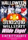 VfR Willstätt Halloween Party mit den Wilde Engel